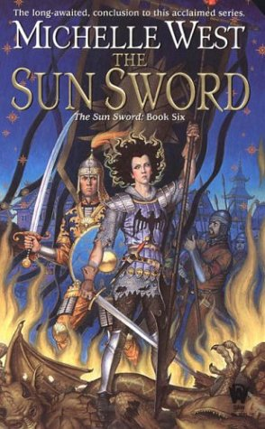 Image for The Sun Sword (The Sun Sword, Book 6)