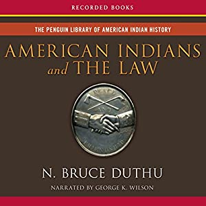 American Indians and the Law Audiobook