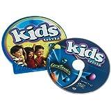 Game Snacks - Kids Trivia DVD Game