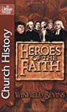 img - for Heroes of the Faith book / textbook / text book