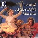 Apollo e Dafne / Silete venti