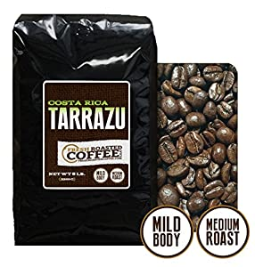 Costa Rica Tarrazu, Whole Bean, Fresh Roasted Coffee LLC from Fresh Roasted Coffee LLC.