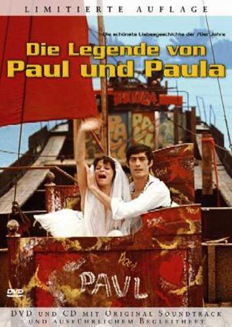 Die Legende von Paul & Paula - Limitierte Edition (DVD + Soundtrack)