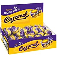 Cadbury Dairy Milk Caramel Eggs (Box of 48)