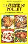 La cuisine du poulet