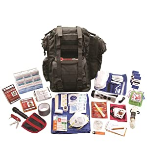 Ultimate Bug Out Bag - Fully Stocked with Premium Backpack by SurvivalKit.com