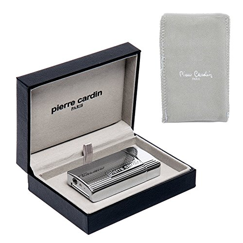 pierre-cardin-accendino-sigari-colore-argento