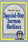 img - for Special Day Sermon Outlines book / textbook / text book