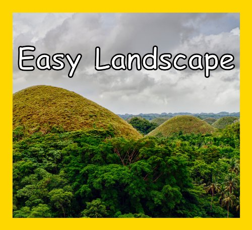 Easy Landscape (Easy Photography)