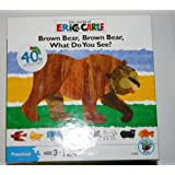 The World of Eric Carle - Brown Bear, Brown Bear, What Do You See? 24 Piece Puzzle