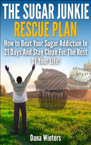 The Sugar Junkie Rescue Plan by Dana Winters ebook deal