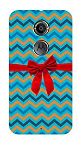 SWAG my CASE PRINTED BACK COVER FOR MOTOROLA MOTO X2 Multicolor