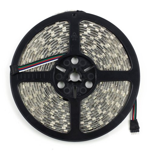 Etoptrade 5M 5050 Smd Rgb And Cool White Mixed Color Changing Flexible Led Strip Light 300 Leds Waterproof Festival Decorative Led Light Rgbw Mixed Color Flexible Led Novelty Led Light Strip