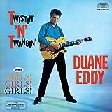 Twistin' 'N' Twangin' + Girls! Girls! Girls! + 6 Bonus Tracks