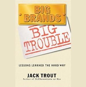 Big Brands Big Trouble Audiobook