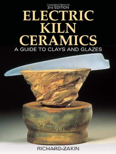 Electric Kiln Ceramics: A Guide to Clays and Glazes (Wood Kiln compare prices)