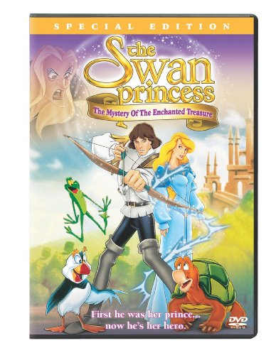 Swan Princess: Mystery of the Enchanted Treasure [DVD] [Region 1] [US Import] [NTSC]
