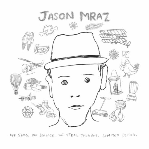 Jason Mraz - We Sing, We Dance, We Steal Things [cd2] - Zortam Music
