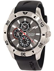 Nautica N14609G Multifunction Black Resin