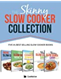 The Skinny Slow Cooker Collection: 5 Fantastic Books of Delicious, Diet-friendly Skinny Slow Cooker Recipes: ALL Under 200, 300, 400 & 500 Calories!