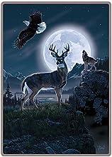 Wildlife Artists Throws Deer