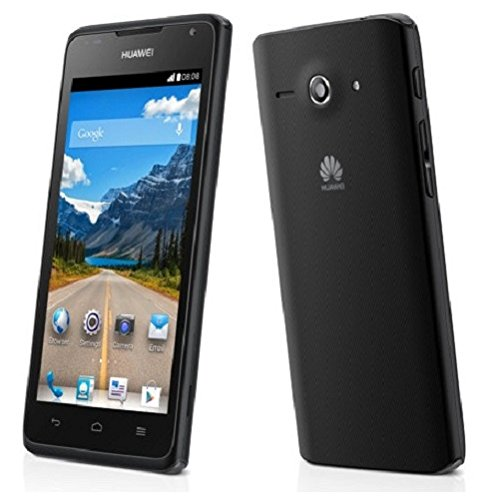 Unlocked Huawei Ascend Y530 Google Android Phone, Y530-U051, Dual Camera, 5Mp With Flash, Gps, Black, New, Bulk Packaged, 2G Gsm 850/900/1800/1900Mhz, 3G Hspa 850/1900/2100Mhz