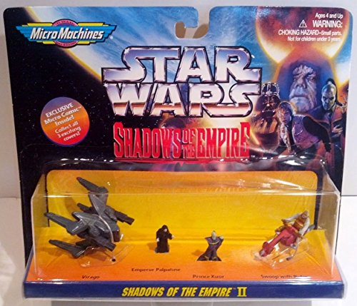 Star Wars Micro Machines Shadows of the Empire II Collection - 1
