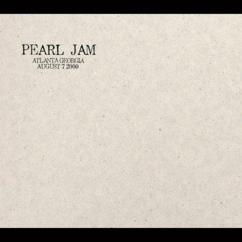8/7/00 - Atlanta, Georgia by Pearl Jam