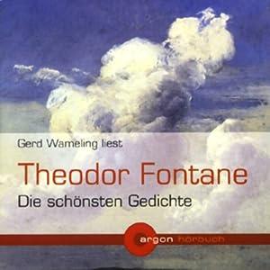 Theodor Fontane - Die schönsten Gedichte Hörbuch