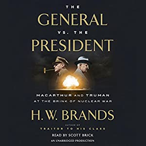 The General vs. the President Audiobook