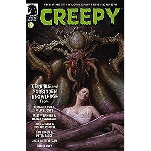 Creepy Comics #10 (Creepy Comics Vol. 1)