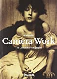 Stieglitz: Camera Work (German, English and French Edition)