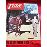 Turf and Sport Digest (Magazine) Nov. 1960 , HAIL TO REASON on cover