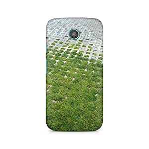 Mobicture Pattern Premium Designer Mobile Back Case Cover For Moto X
