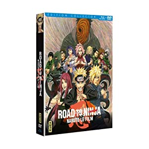 Naruto Shippuden - Le Film : Road to Ninja [Édition Collector Blu-ray + DV