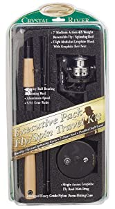 Crystal River Executive Travel Pack - Spin/Fly Fishing