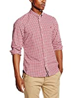 Marc O'Polo Camisa Hombre (Rojo)