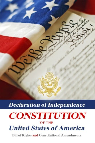 Declaration Of Independence, Constitution Of