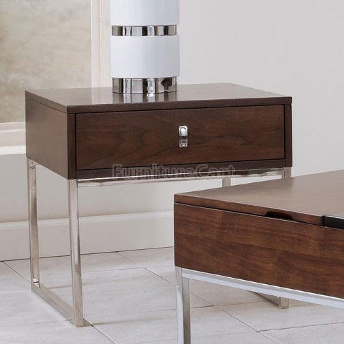 Image of End Table By Famous Brand (T391-2)