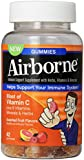 Airborne Immune Support Supplement with Vitamin C Chewable Gummies, 42 Count