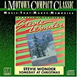 echange, troc Stevie Wonder - Someday at Christmas