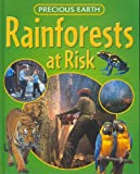 Jen Green Rainforests at Risk (Precious Earth)
