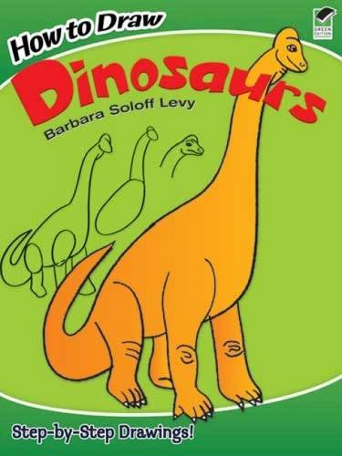How to Draw Dinosaurs (Dover How to Draw) (Draw Dinosaurs compare prices)