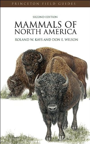 Mammals of North America: (Second Edition) (Princeton Field Guides)