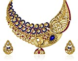 Ambitione Peacock Style Necklace For Women