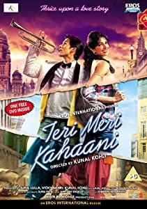 Teri Meri Kahaani (Bollywood DVD With English Subtitles)