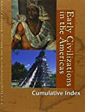 img - for Early Civilizations in the Americas: Cumulative Index book / textbook / text book