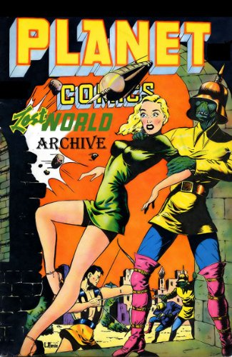 The Lost World Archive cover