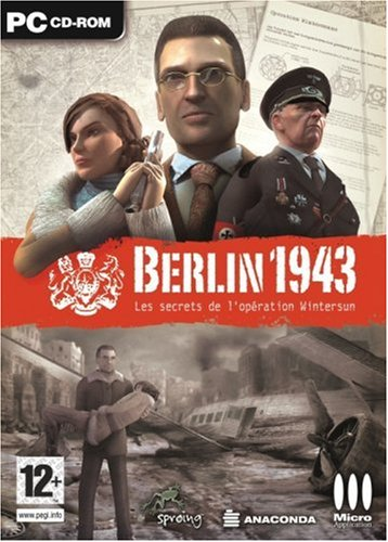 BERLIN 1943 - LES SECRETS DE L'OPERATION WINTERSUN