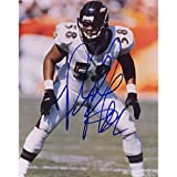 Michael Boulware Autographed 8x10 Photo - Seattle Seahawks - Autographed NFL Photos at Amazon.com